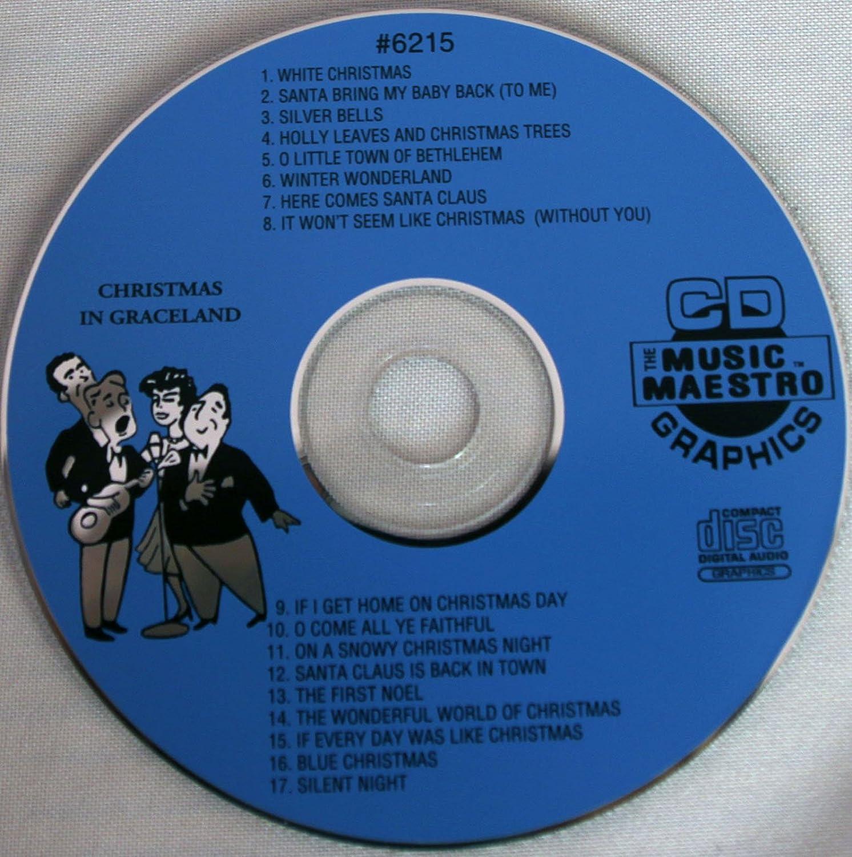 Karaoke - Karaoke Christmas Club Pack (5-Discs 77 Songs) CDG ...