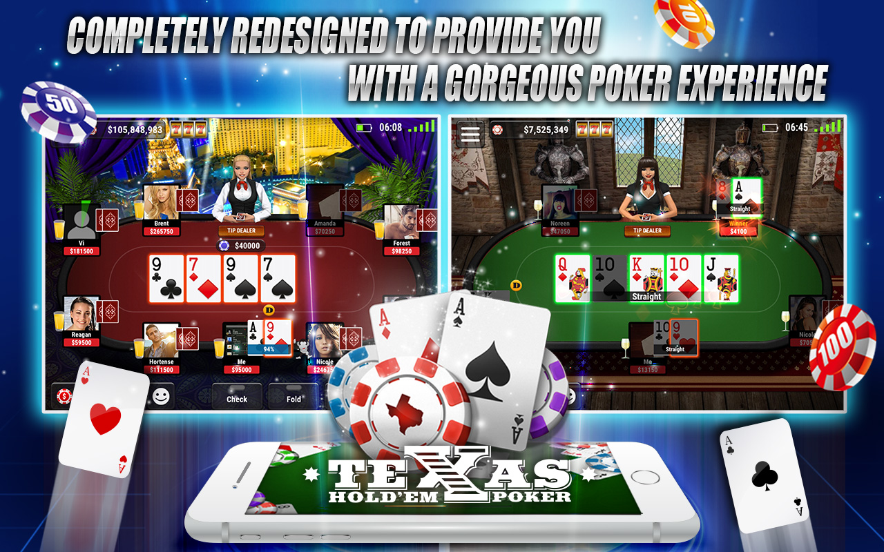 texas holdem online with friends