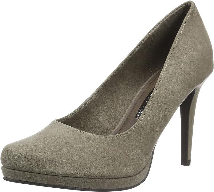 TALLA 36 EU. Tamaris 22456, Zapatos de Tacón Mujer