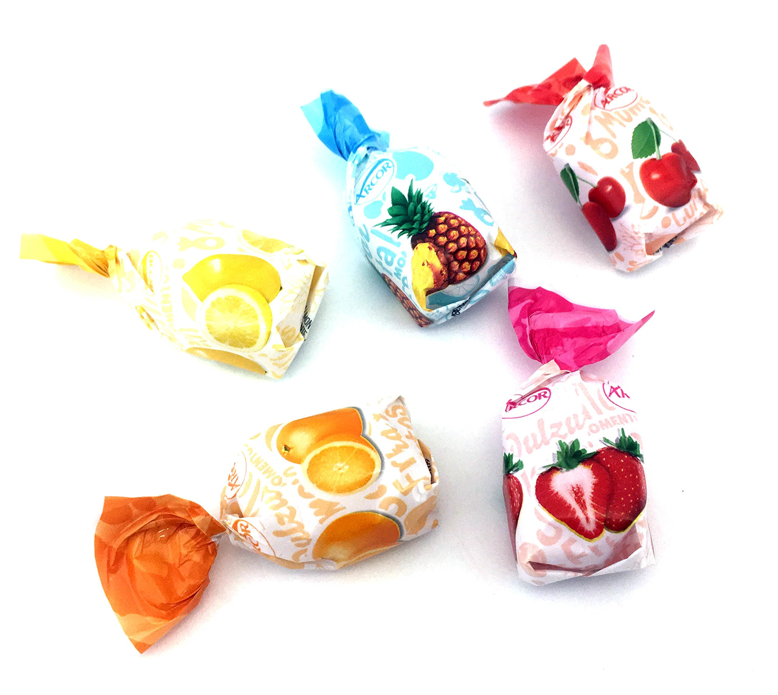 Arcor Fruit Filled Assorted Bon Hard Candy (Pack of 2 Pounds) by LaetaFood (Image #2)