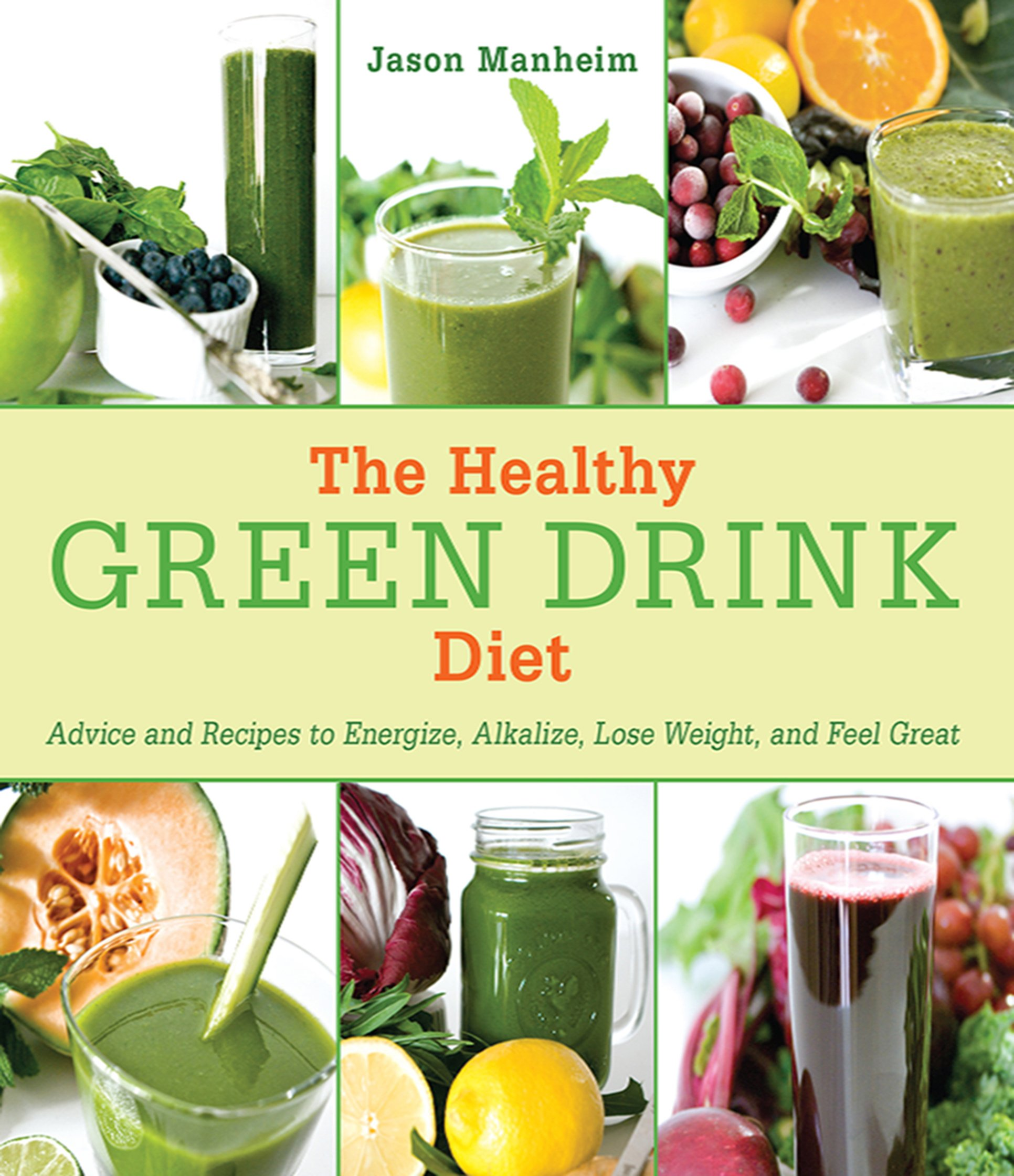 Healthy Green Drink Diet Energize product image