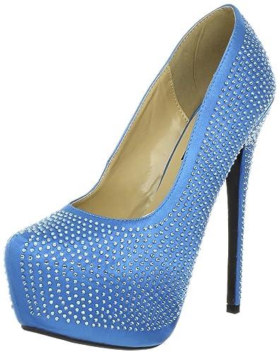 9ede9fb85877 The Highest Heel Women s Bombshell-31 Platform Sandal