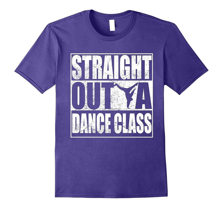 Hip Hop Dance Class T Shirt Dancing Instructor Gift Ideas Pl Theteejob