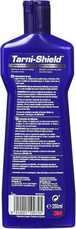 Tarni-Shield - Limpiador Plata, 250 ml: Amazon.es: Salud y cuidado ...