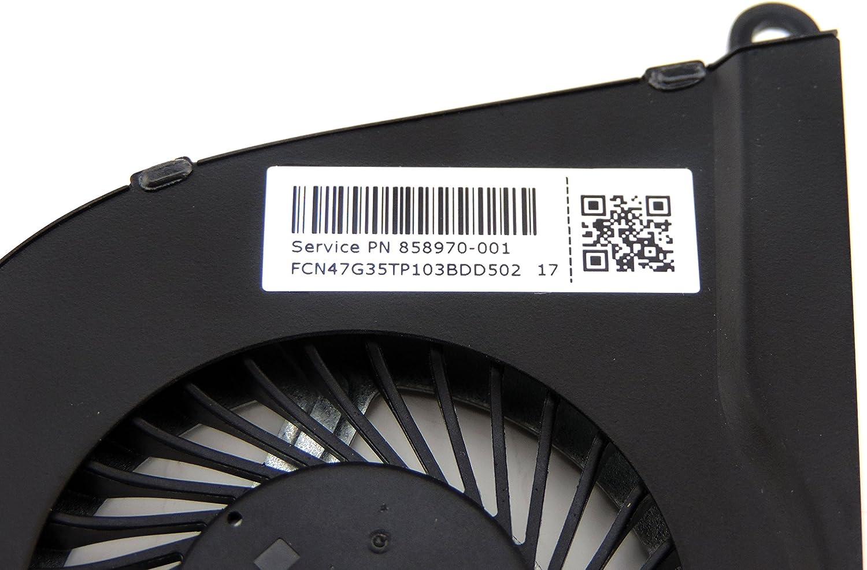 New CPU Fan for HP 15-BC 15-BC000 15-BC100 15-BC200 15-AX series 858970-001