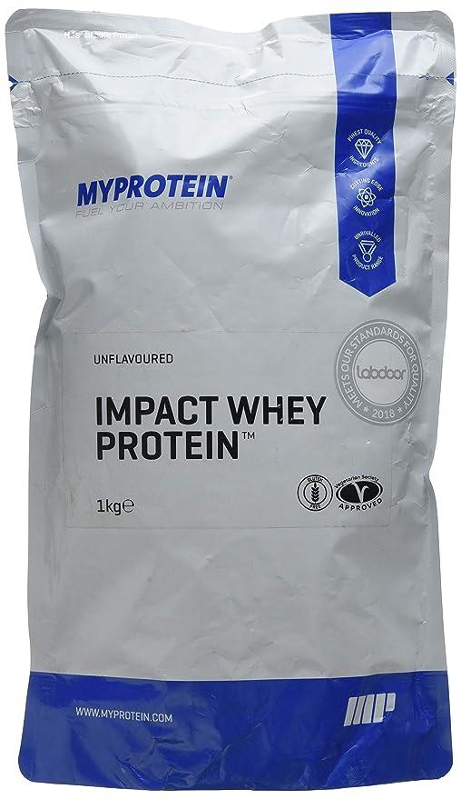 MyProtein Impact Whey Proteína de Suero - 1000 gr