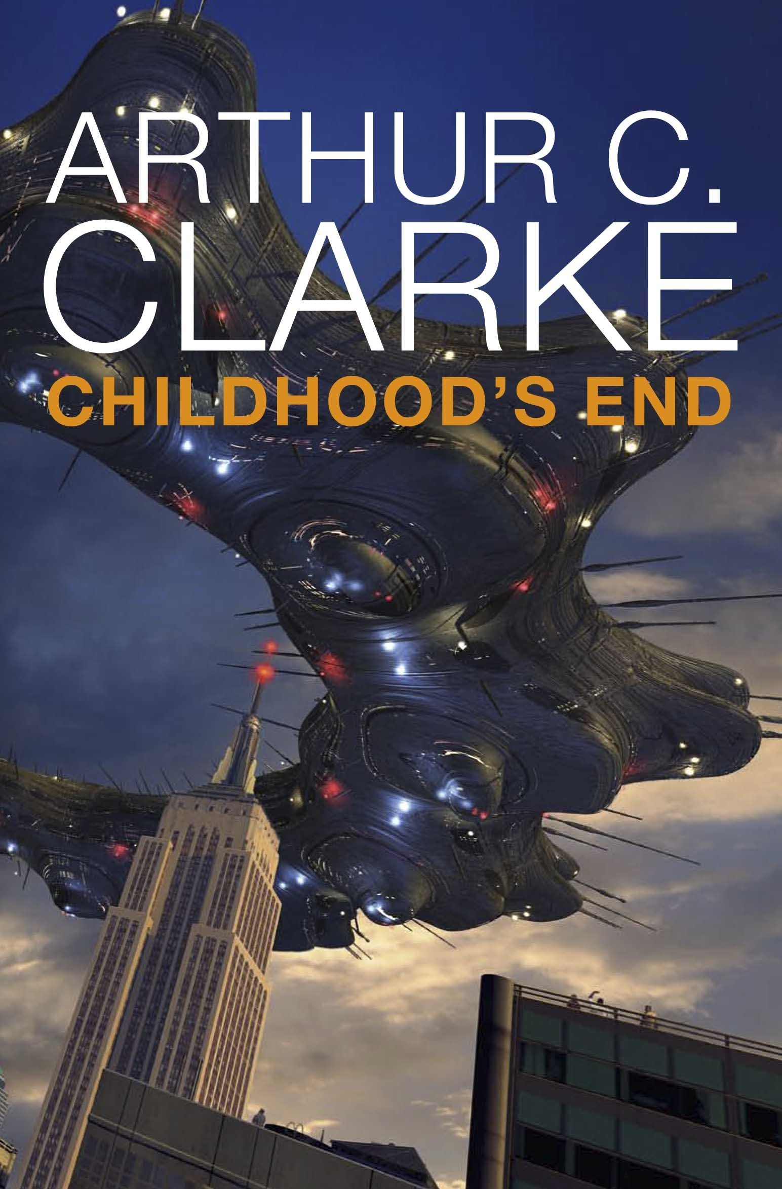 Childhood's End: Amazon.co.uk: C Clarke, Arthur: 9780330514019: Books