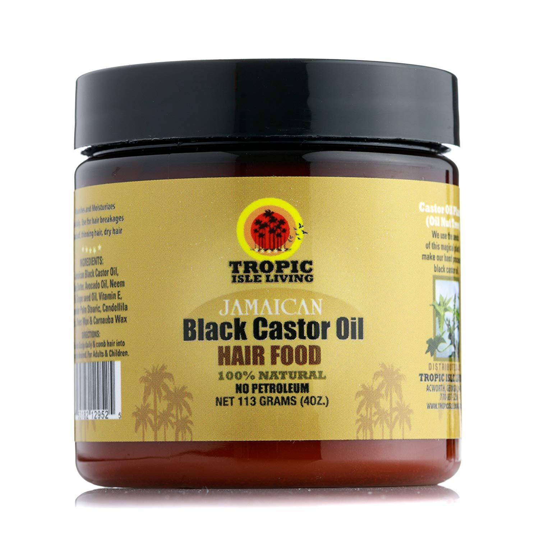 Amazon.com : Tropic Isle Living- Jamaican Black Castor Oil
