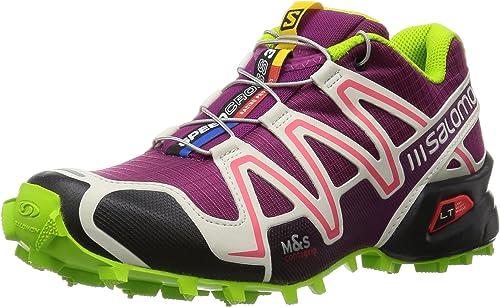 | Salomon Women's Speedcross 3 W W, Mystic Purple