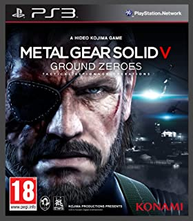 Metal Gear Solid V: The Phantom Pain - Day 1 Edition (PS3