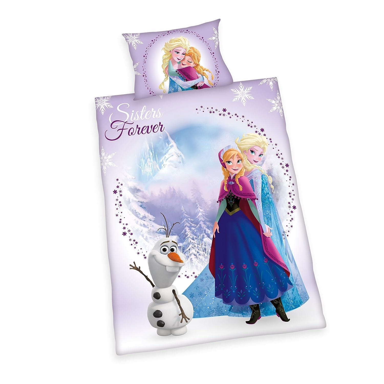 Eiskönigin Kinderzimmer - Herding Bettwäsche Disney's Eiskönigin