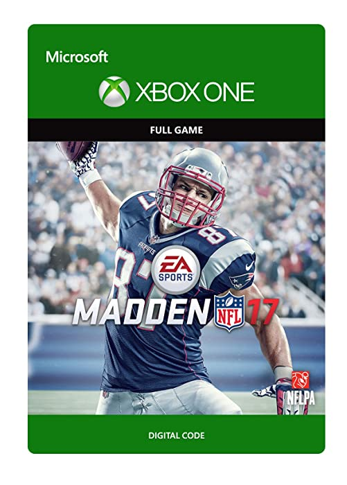 Madden NFL 17 - Standard Edition - Xbox One Digital Code