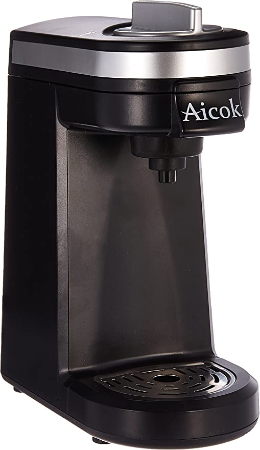 Amazon.com: Máquina de café Aicok Single Serve ...