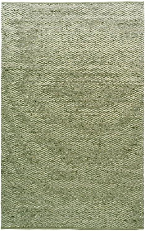 Tisca Teppich Aus Schurwolle Neo Hellgrün Verschiedene