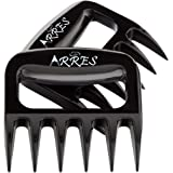 Arres Pulled Pork Claws & Meat Shredder - BBQ Grill Tools and Smoking Accessories for Carving, Handling, Lifting (Meat Claws)