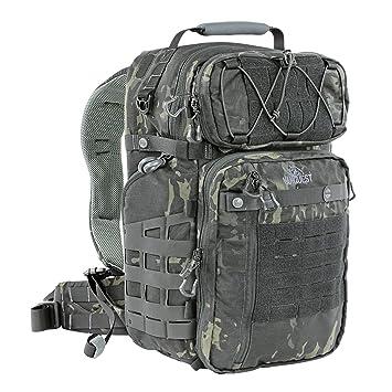 c1448cf8d90 Vanquest TRIDENT-31 Backpack (Multicam Black)