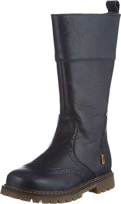 Bisgaard Damen Elin Hohe Stiefel Blau Navy 604 36 Eu Amazon De Schuhe Handtaschen