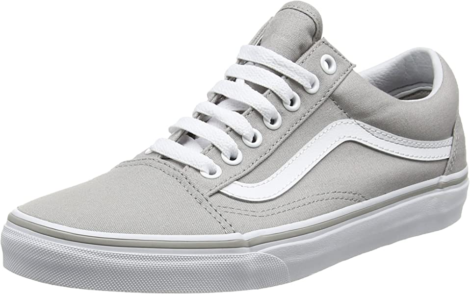 scarpe vans old skool donna griggio