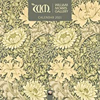 William Morris Gallery Wall Calendar 2021 (Art Calendar)