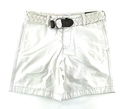 a59db3b246 Abercrombie & Fitch Mens Preppy Fit Chino Shorts 33 Light Khaki 0255 ...