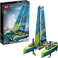 LEGO Technic 42105 Catamaran Building Kit (404 Pieces)