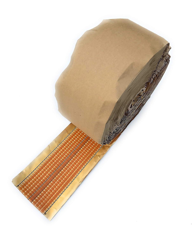 Gold heat seam carpet joining tape 20 mtr roll Interfloor