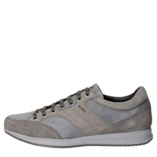 Geox U54H5A 022CL Sneakers Uomo Stonegrey 41: Amazon.it
