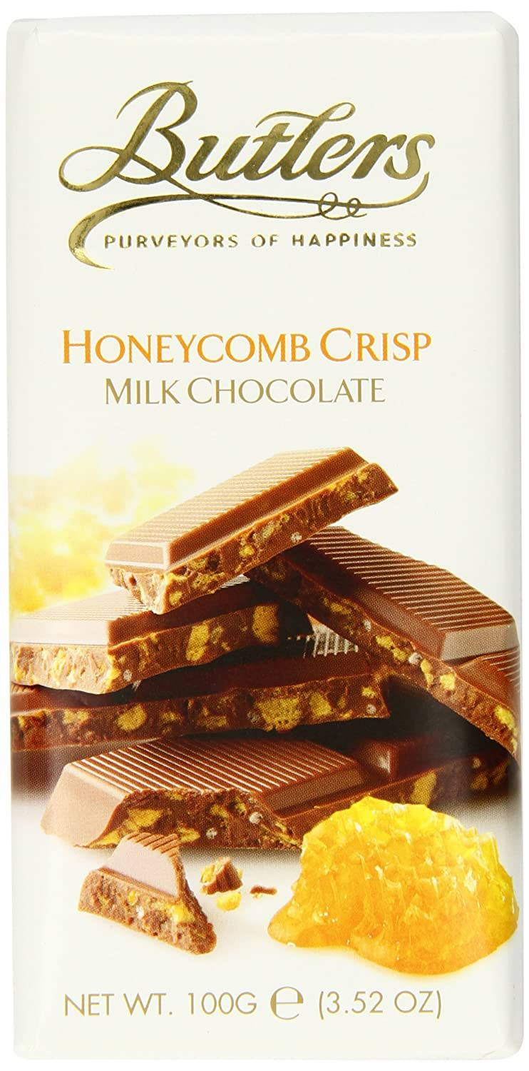 Finest amazoncom butlers milk chocolate bar honeycomb for Raf cuisine pro