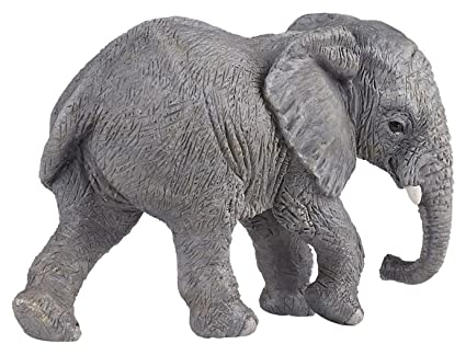 African Elephant Toys For Boys : Toys of children elephant and train on table stock photo picture