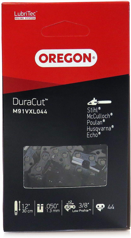 Cadena para motosierra Stihl de 30,5 cm 44 eslabones Oregon DuraCut M91VXL