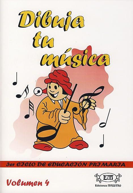 ediciónes maestro Dibuja tu música Volumen 4 Cuaderno para ...