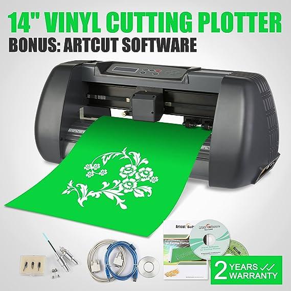 PVRO Máquina Vinilo Cortador Trazador Plóter de Corte Con EscáNer Cortador Vinyl Cutter Plotter Cutting Plotter 14