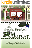 A Finely Crafted Murder: A Craft Circle Cozy Mystery (Craft Circle Cozy Mysteries Book 3)