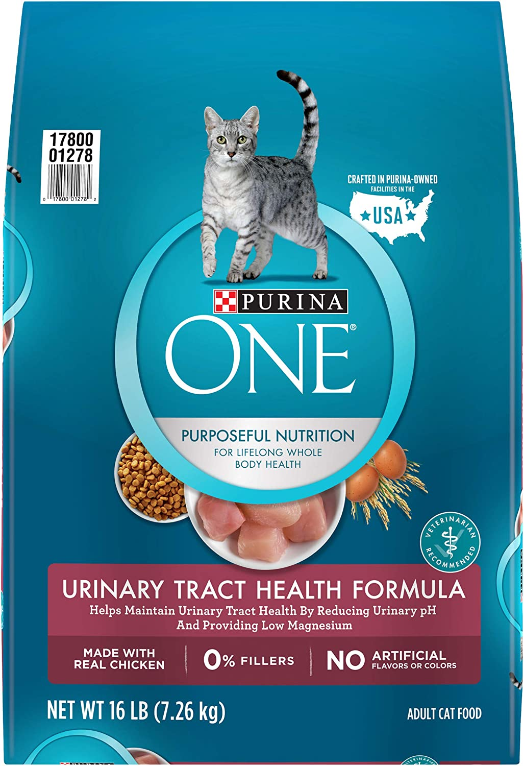 diet for cat with protein in the urine