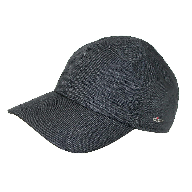 Wigens Mens Martin Cordura Nylon Baseball Cap with Earflaps at Amazon Men s  Clothing store  402d454d938