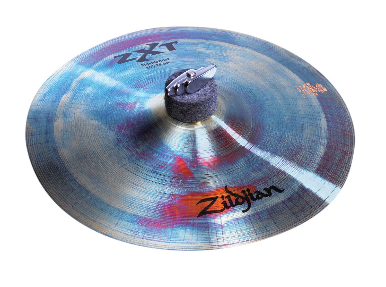 Zildjian ZXT 14-Inch Trashformer Cymbal Avedis Zildjian Company ZXT14TRF