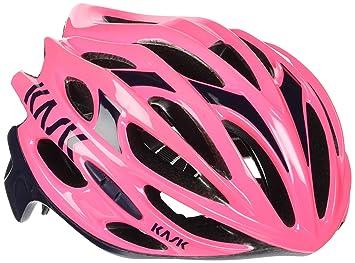 Kask - Mojito 16 - Casco para bicicleta, Adultos , Rosa/Azul, L