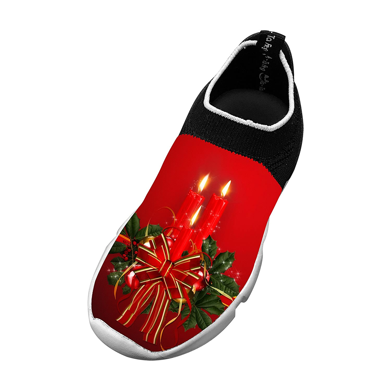 Christmas Shoes Diy.Amazon Com Kids Diy Christmas Candle Picture Fly Knit
