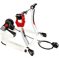 Elite Qubo Power Mag - Attrezzo per Allenamento con rulli, 8 Livelli di Resistenza, 20-29 Pollici