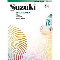 SUZUKI CELLO SCHOOL VOLUMEN 3