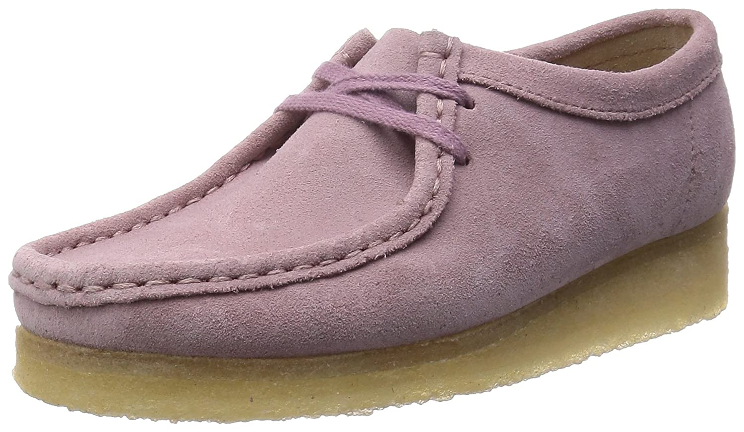 dee198e7 Clarks Wallabee, Women's Derby