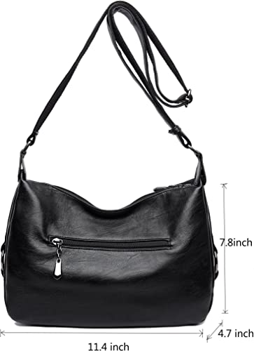 Women's Retro Sling Shoulder Bag from CovelinWomen's Retro Sling Shoulder Bag from Covelin