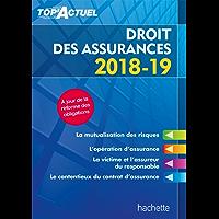 Top'Actuel Droit des assurances 2018-2019 (Top' Actuel)