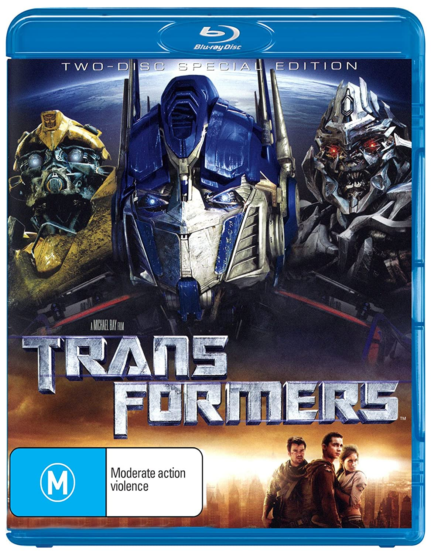 Amazon.com: Transformers 1 (Blu-ray): Movies & TV