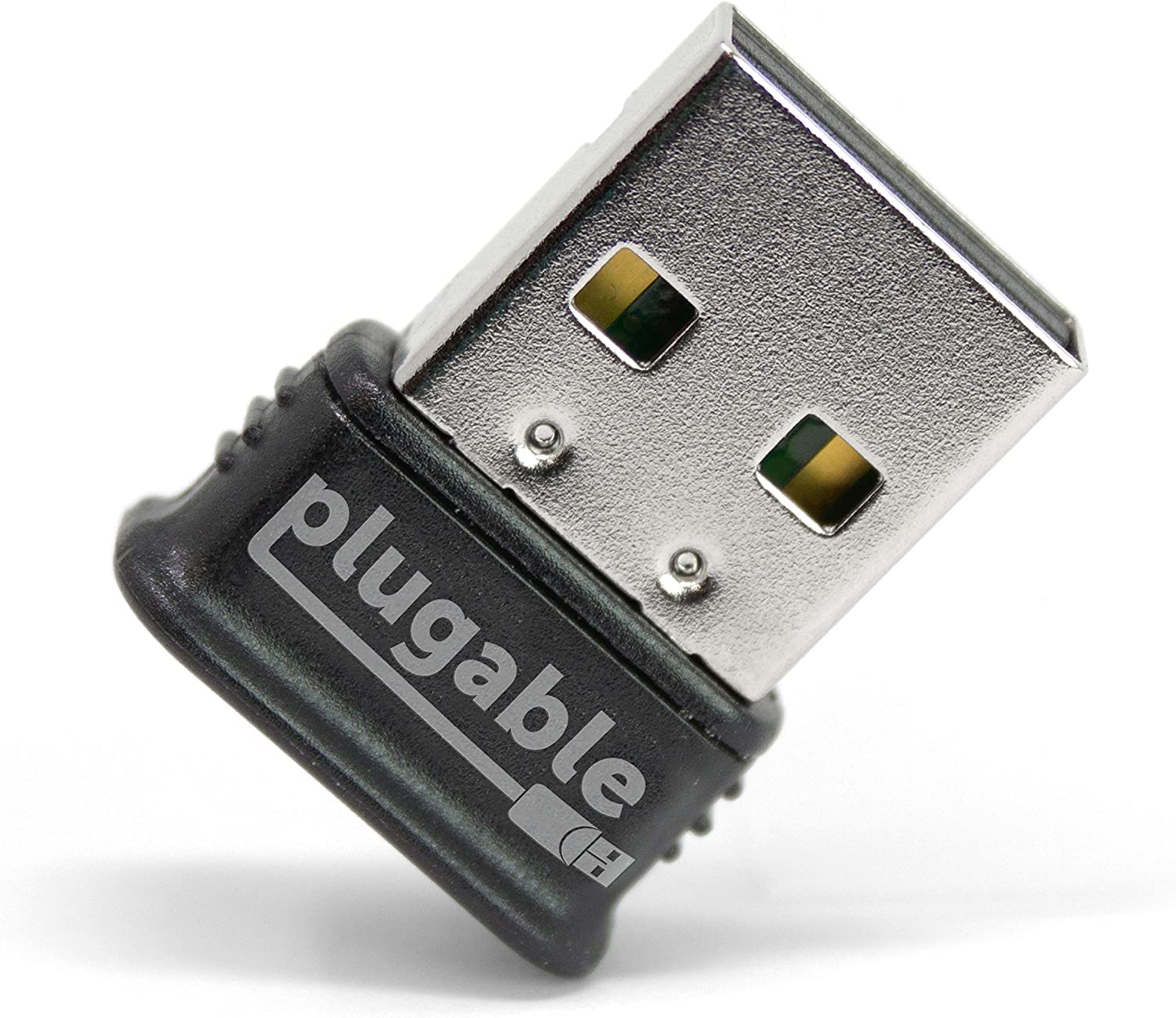 Plugable USB Bluetooth 4.0 Low Energy Micro Adapter (Compatible with Windows 10, 8.1, 8, 7, Raspberry Pi, Linux Compatible, Classic Bluetooth, and ...