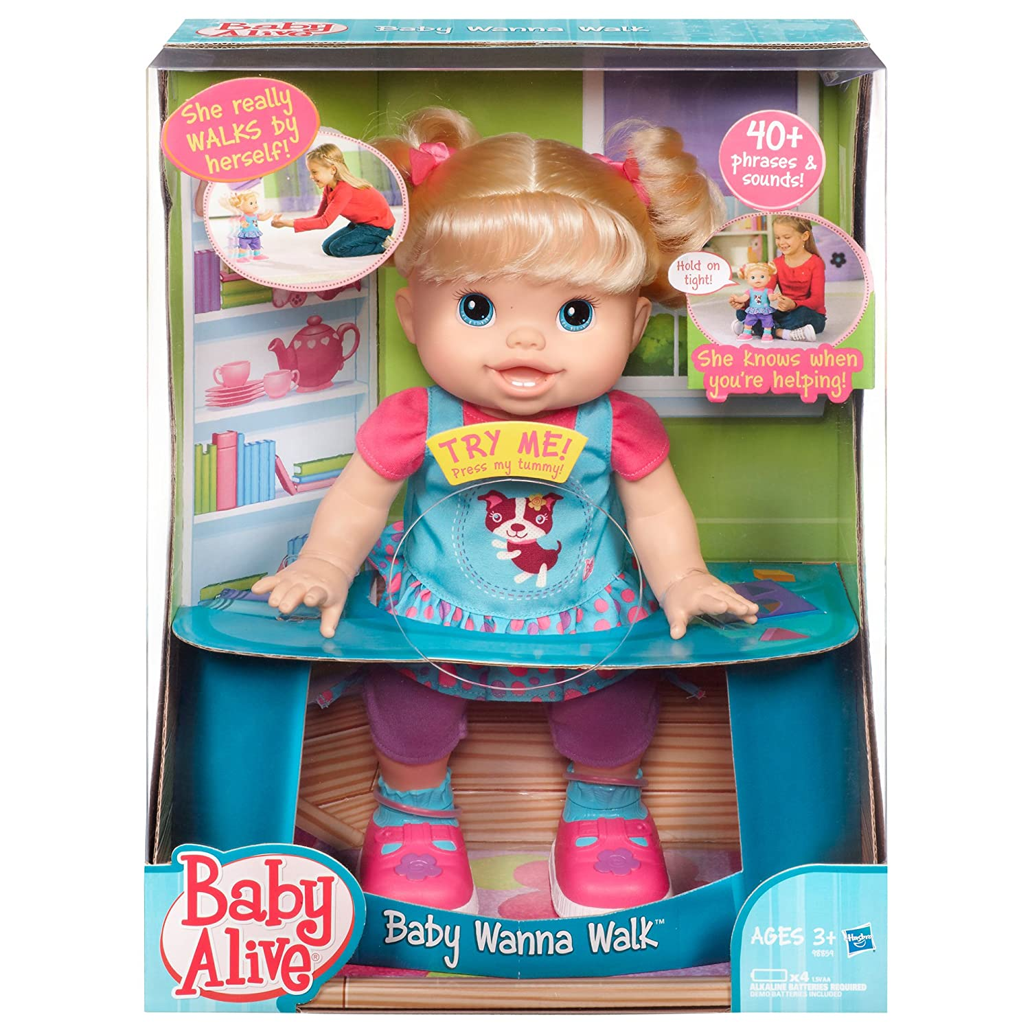 Baby Wanna Walk Amazon Toys & Games