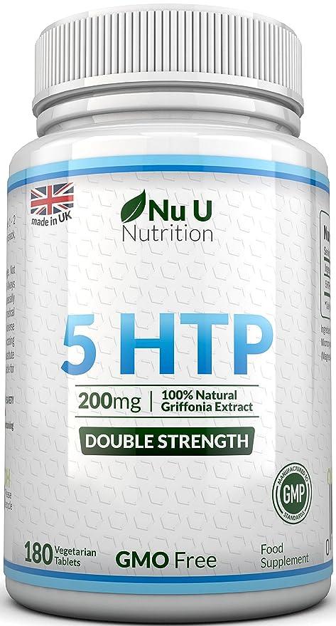 150 opinioni per 5-HTP 200 mg Doppia Forza 180 Compresse Fornitura Per 6 Mesi- GARANZIA