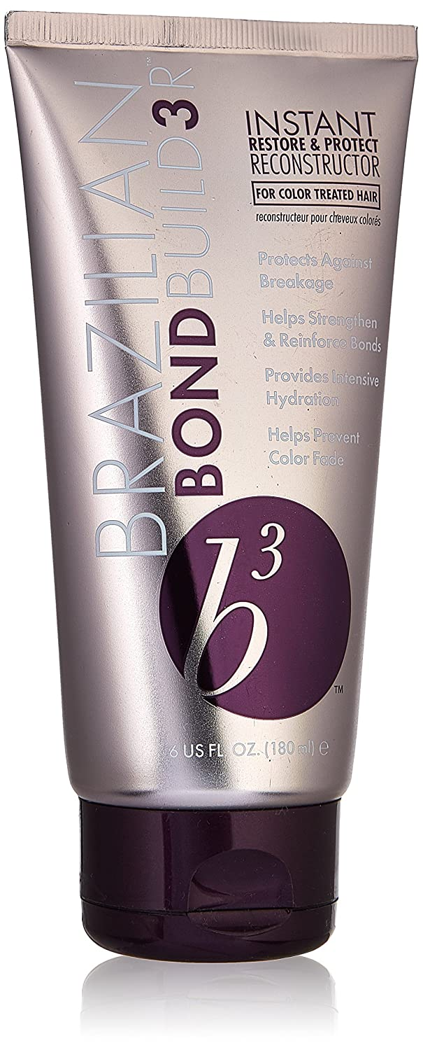 Brazilian Blowout B3 Bond Builder Instant Restore & Protect Reconstructor - 6oz NEW!! by Brazilian Blowout
