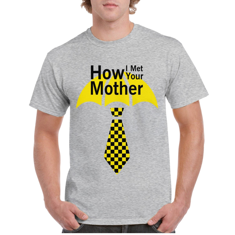 ed551a665ee Amazon.com: xs4tdg563kfu How I Met Your Mother 2 Men's Short Sleeve ...