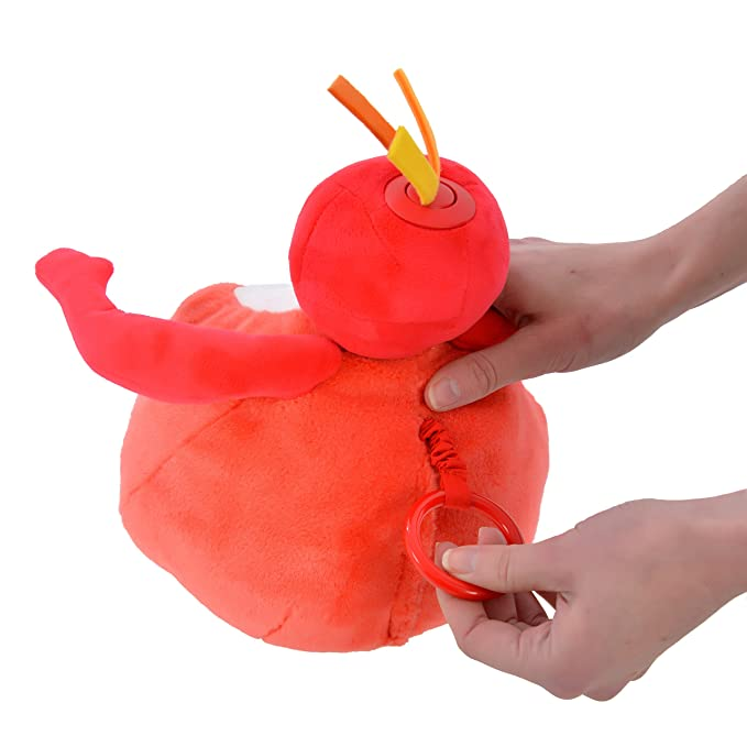 Twirlywoos Twirlytop Toodloo Plush Soft Stuffed Toy 30cm with Sounds and Songs